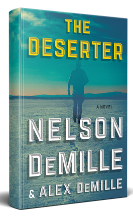 The Deserter Book Cover Nelson DeMille and Alex DeMille